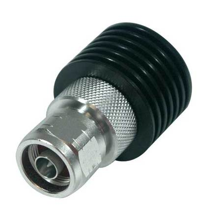 Product image of CommScope T-10-NM dc-2.5 GHz 10 Watt N-Male Termination Load, 50 Ohm