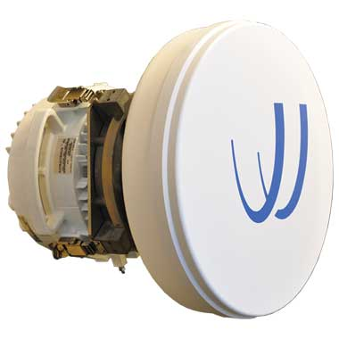 Product image of BridgeWave EFA-231200-B06-R ETHERFLEX,23GHz,TR1200,BAND 06 Non-Std Rect Ant,100Mbps Link