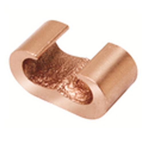 YGC6C6 Burndy - Copper Crimp to Attach #6 Ground Wire to Barbwire ...