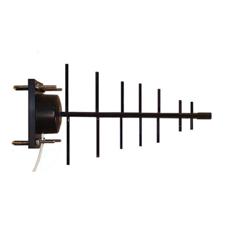 Product image of Comtelco Y42400WB 400-1000 MHz Yagi 7dBd widebnd N(F) Conn on 12