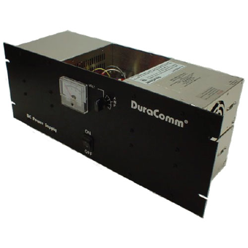 Product image of DuraComm Corporation RM7512 Switching Power Supply,13.8Vdc 54 Amp Contin, 75 Amp Peak