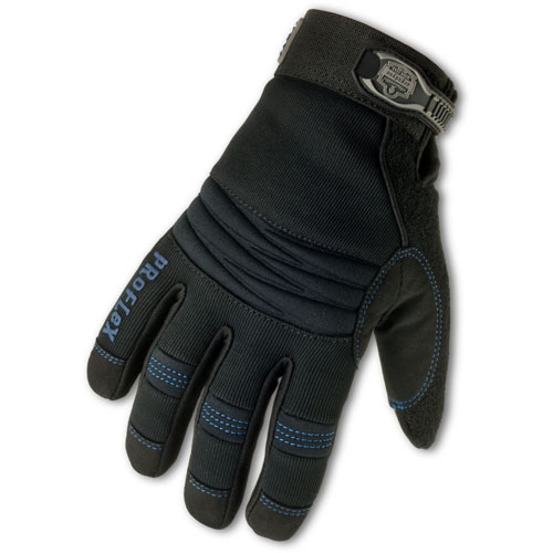 Product image of Ergodyne 16024 Pro Flex 817WP Thermal Waterproof Utility Gloves, Large