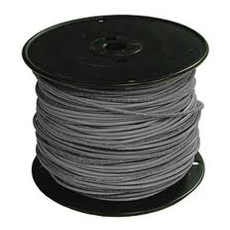Product image of MISC-Infrastructure 1THHN-GRAY THHN #1 AWG Stranded Ground Wire Gray Jacket