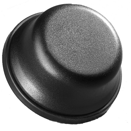 Product image of Pulse / Larsen GPSNMO10 Active GPS Antenna NMO Mount Black w/ 17' RG58U SMA