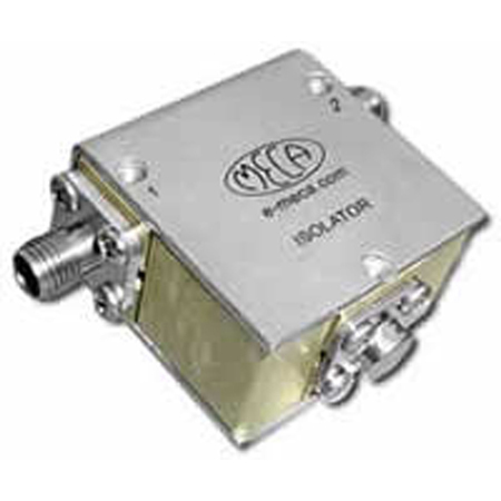 Product image of MECA IS-0.900 800-1000 MHz Circulator SMA Female Conn