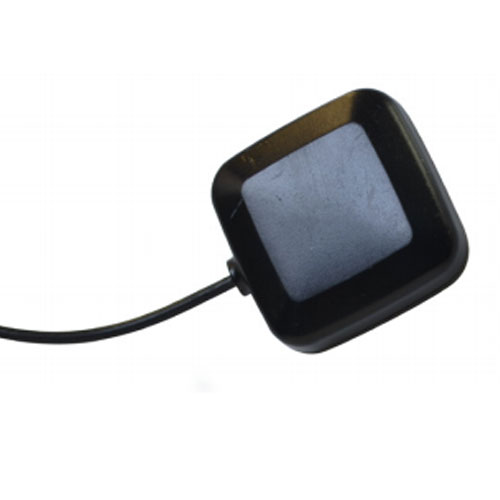 Product image of Mobile Mark MAG-1575-2C-BLK-120 Black Magnetic Mount GPS w/ SMA Connector