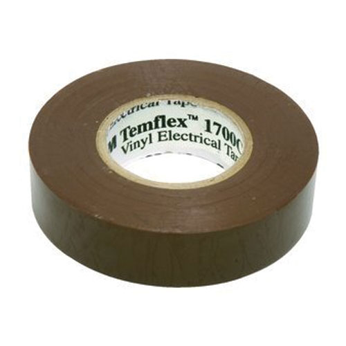 Product image of 3M 1700C-BROWN Brown 3/4