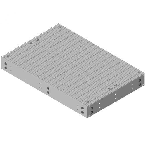 Product image of MTS Wireless EQ-P0408-B 4' x 8' Equipment Platform, Base Only