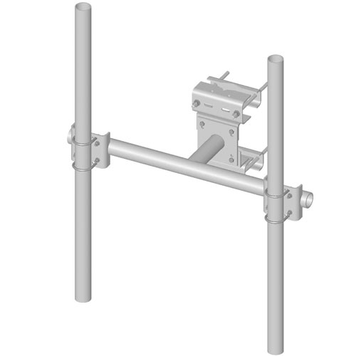Product image of MTS Wireless SF-DPM35-72 Universal Lattice Tower Kit w/ 2 x 6 Ft 3-1/2