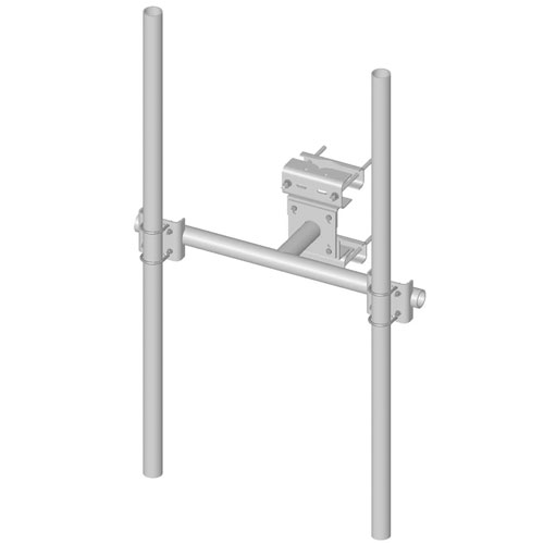 Product image of MTS Wireless SF-DPM35-96 Universal Lattice Tower Kit with 2 x 8 Ft 3-1/2