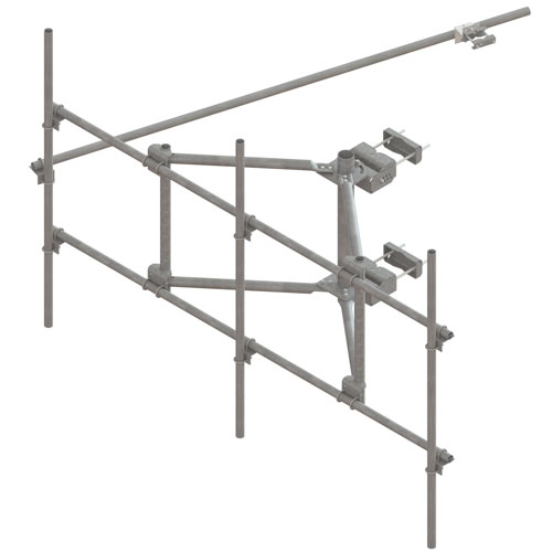 Product image of MTS Wireless SFG23-12-3-96 G2™, Sector Frame, 12' 6