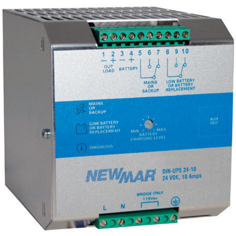 Product image of Newmar DIN-UPS-24-10