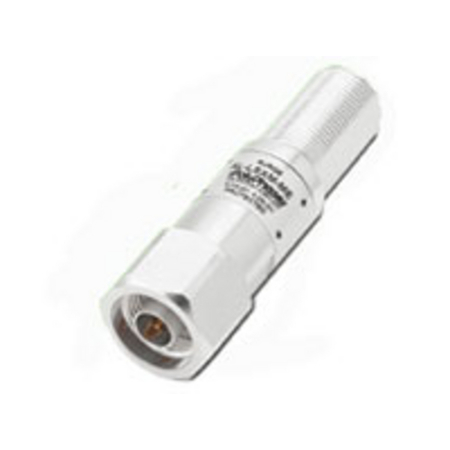 Product image of PolyPhaser AL-LSXM-ME 2.0-6.0 GHz Surge Suppression Bulkhead Mount Aluminum N(M)Eq - N(F)Ann