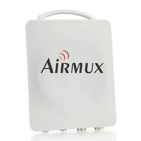 Product image of RAD 5000/BS/F58F/250M/EXT Airmux 5000 HBS 5200 Base Station Radio 5.8 GHz FCC/IC