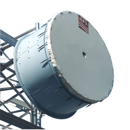 Product Image Of Rfs Uxa8 65ac1s1 6 425 7 125 Mhz 8 Microwave Antenna