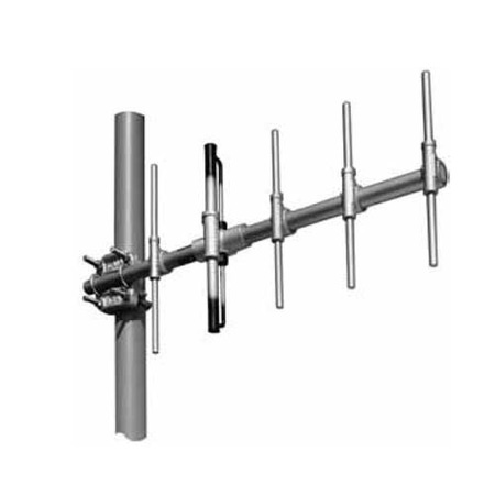 Product image of Kathrein CA5-300 216-398 MHz, 12 dBi 5-Element Yagi Antenna, N-Female