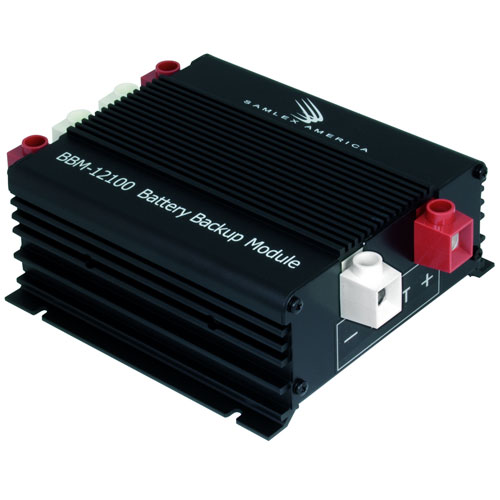 Product image of Samlex BBM12-100 Battery Backup 13.8V 100AMP Charge