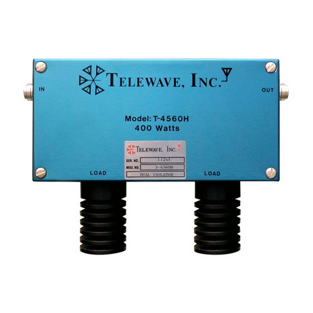 Product image of Telewave T-4560H