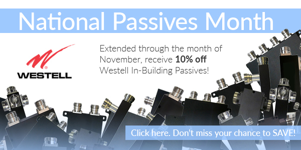 Westell Passive's Month