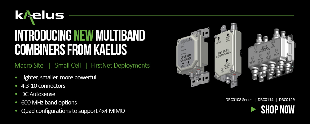 Introducing New Multiband Combiners from Kaelus