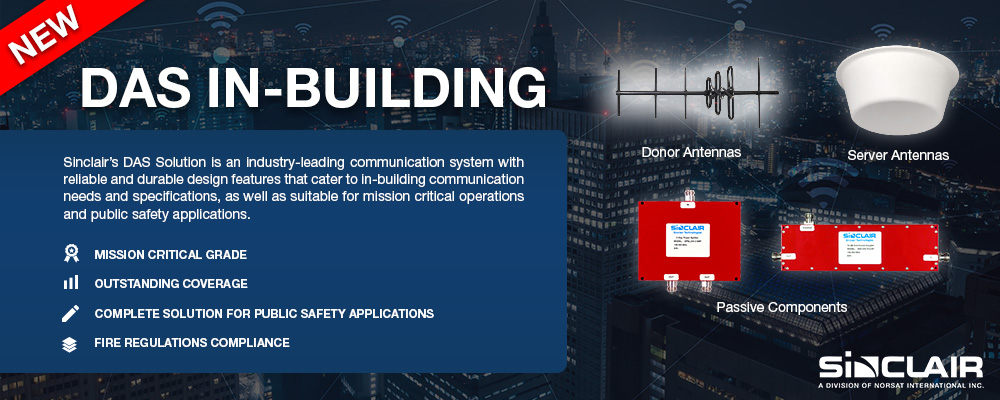 Sinclair - DAS In-Building Solutions