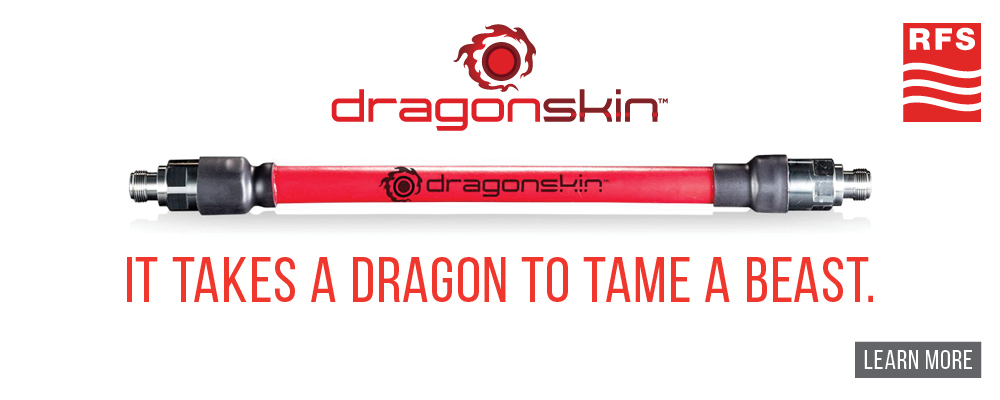 RFS - DragonSkin™ Coaxial Cable