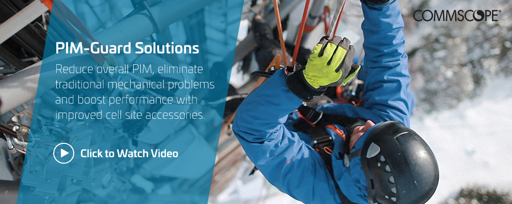 CommScope's PIM-Guard Solutions
