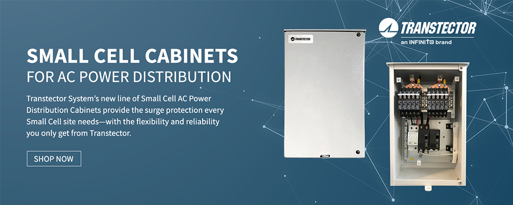 Transtector - Small Cell Cabinets