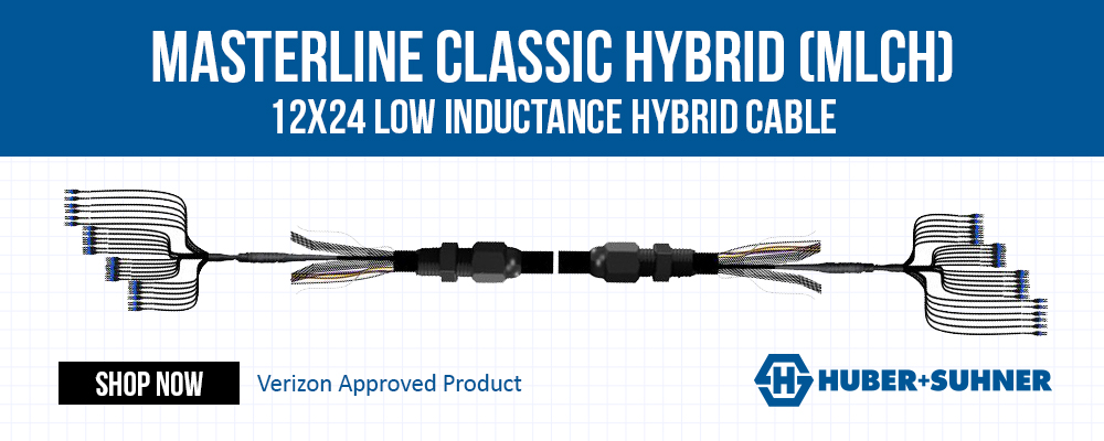 Huber+Suhner - HD 12X24 Low Inductance Hybrid