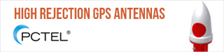 PCTEL - High Rejection GPS Antennas