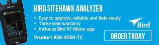 Bird Sitehawk Analyzer