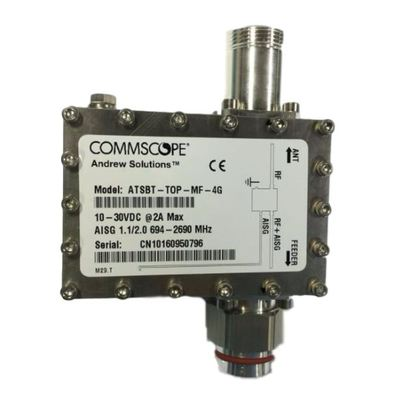 Product image of CommScope ATSBT-TOP-MF-4G TELETILT Top Smart Bias Tee BTS=DIN Male : ANT=DIN Female