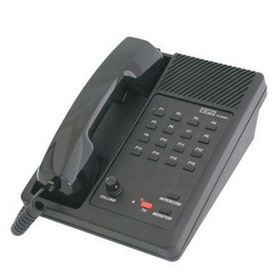 Product image of CPI Communications TR10-16F-BLK Tone Remote, Single Channel Black Case, 16 Frequencies