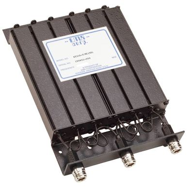 Product image of EMR Corporation 64316-0/MC(10B) 150-160 MHz Mobile Duplexer 50 watts, N-Female Connector