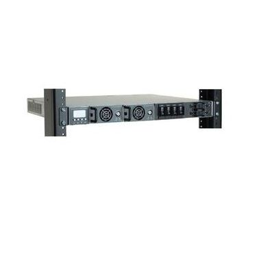 Product image of ICT IPS-LDMP 1RU +12/24/48vdc 2100W Max Pwr Shelf w/ ICM, Load Distribution