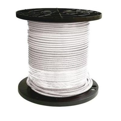 MT-5810-W Republic Wire - #10 AWG THHN White Jacket Stranded Ground ...