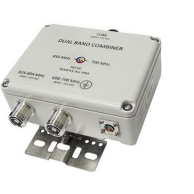 Product image of Kaelus DBC0061F1V51-1 700/850 Single Unit Diplexer, Field Selectable DC/AISG