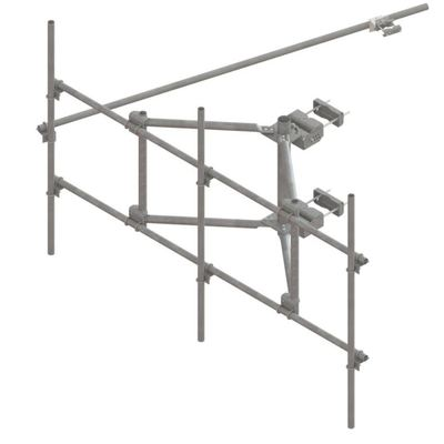 Product image of MTS Wireless SFG23HDX-12-3-96 G23HDX Sector Frame, 12' 6
