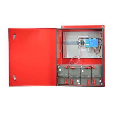 Product image of Newmar PE-24V-240W-100AH-UL2524 115Vac, 24Vdc 240W UL NFPA BBU NEMA Power Enclosures w/100AH Battery