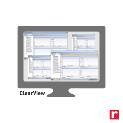 Product image of Redline Communications CV3-PRO-100-01 Clearview 3 with 100 Devices NMS Base Server Software SNMP