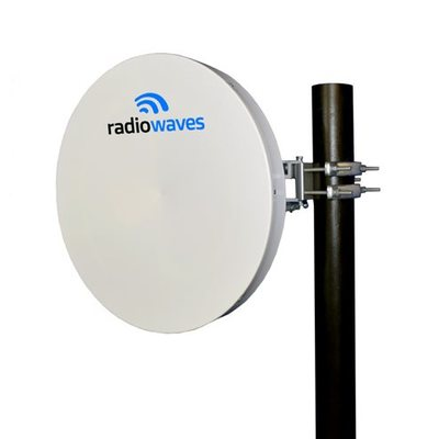 Product image of RadioWaves HPC2-11RS HPCommercial 10.7-11.7GHz 2FT Single Pole Radome PBR90
