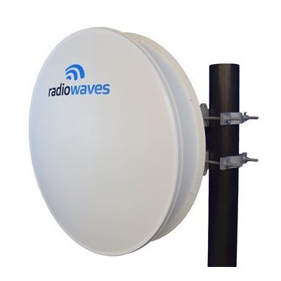 Product image of RadioWaves HPC2-23EX HPCommercial 21.2-23.6GHz 2FT Single Pole Radome Exalt int