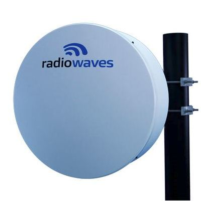 Product image of RadioWaves HPD2-11RS 10.7-11.7 GHz HP Dual Pol Antenna with CPR90G Flange