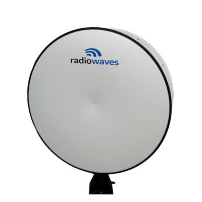 Product image of RadioWaves HPD4-11RS 10.7-11.7 GHz 4 Ft Dual Pol HP Antenna with CPR90G Flange