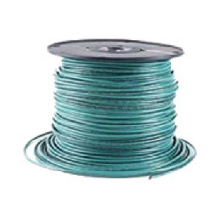 MT-5812-G Republic Wire - #12 AWG THHN Green Jacket Stranded Ground ...