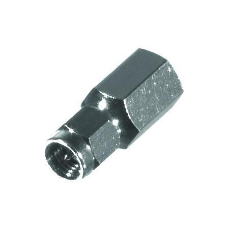Product image of RF Industries RFE6111 Adapter, FME Male to SMA Male