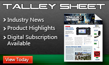 View the Latest Talley Sheet