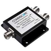 CommScope S-2-CPUSE-L-NI 698-2700MHz 50W -150 dBc 2-Way Reactive Splitter, N-Fem Ports