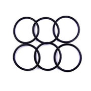 Laird BCORNG O-Rings for 'B' and 'C' Series Loading Coils, 6/pkg
