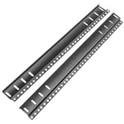 Bud Industries PMR-9454 Standard Panel Rails for Economizer Cabinet